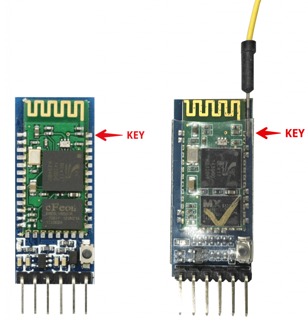 Learn: Renaming the HC-05 Bluetooth Module Using AT Command
